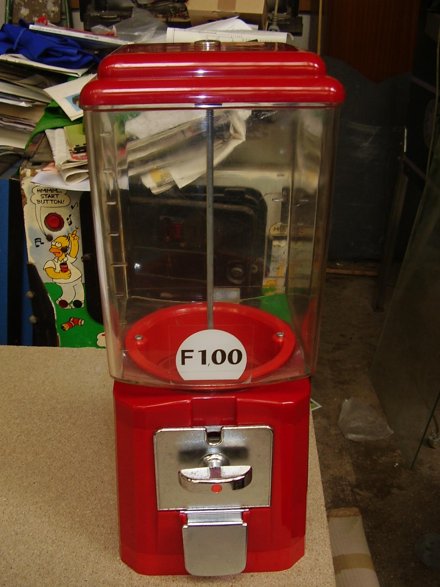 Vos distributeur et petit objet a monnayeur en g n ral - Distributeur de bonbon ancien ...