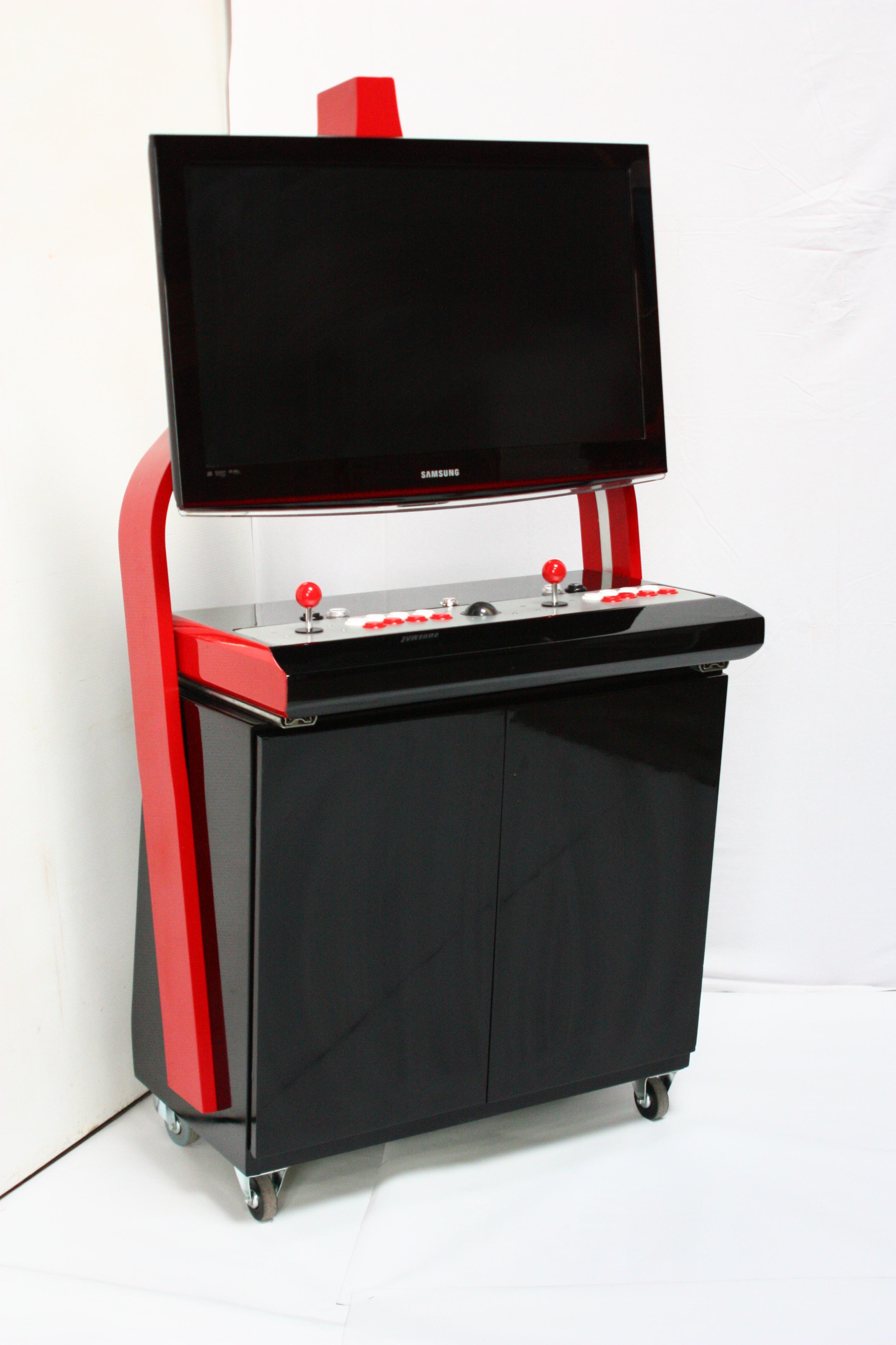 borne arcade meuble