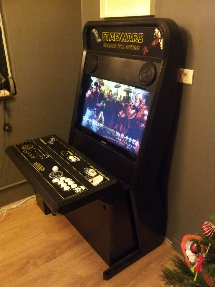 borne arcade xxl