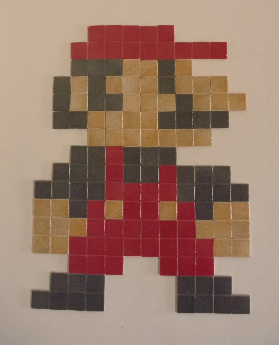Une Déco Murale Pixel Art