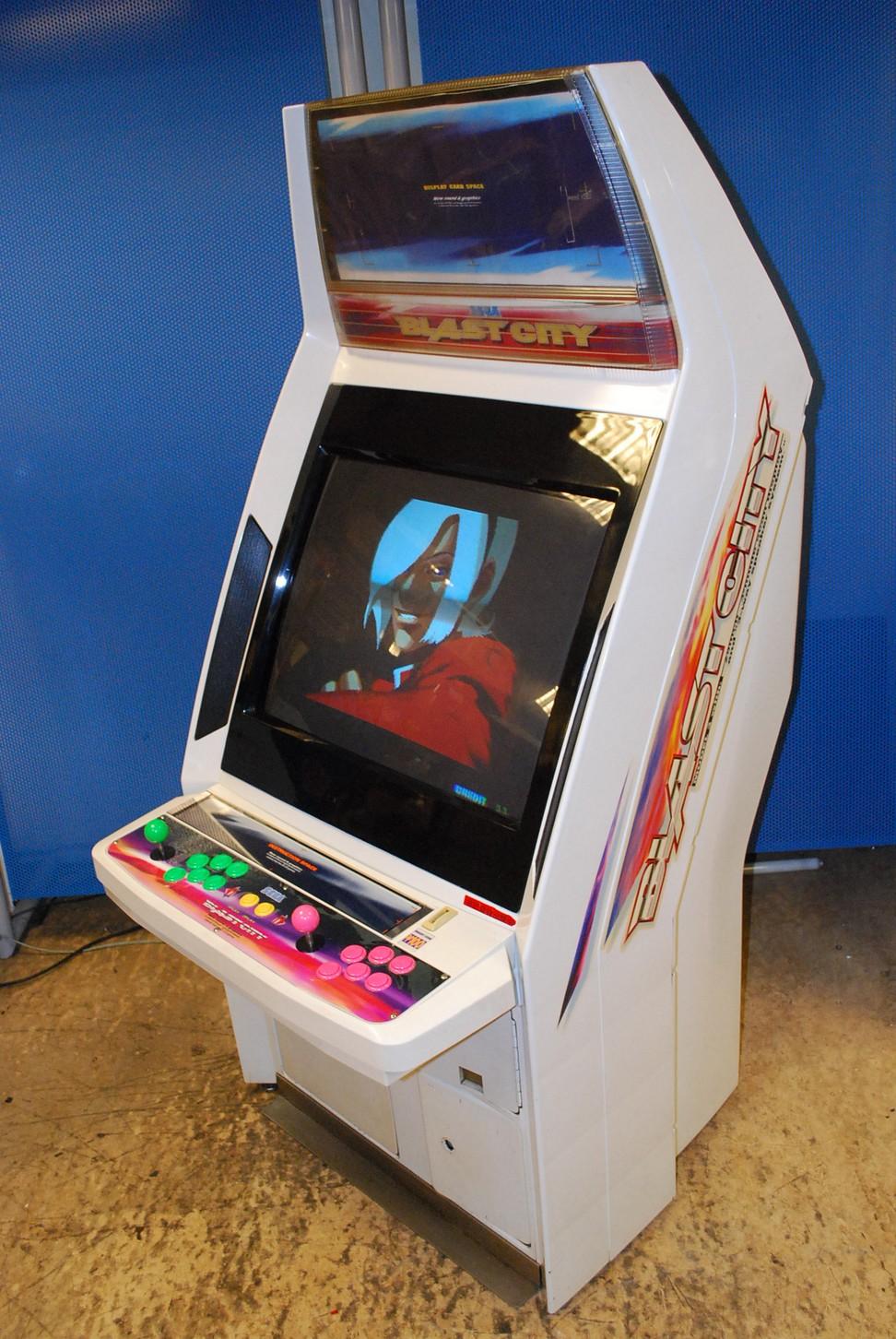 borne arcade sega astro city