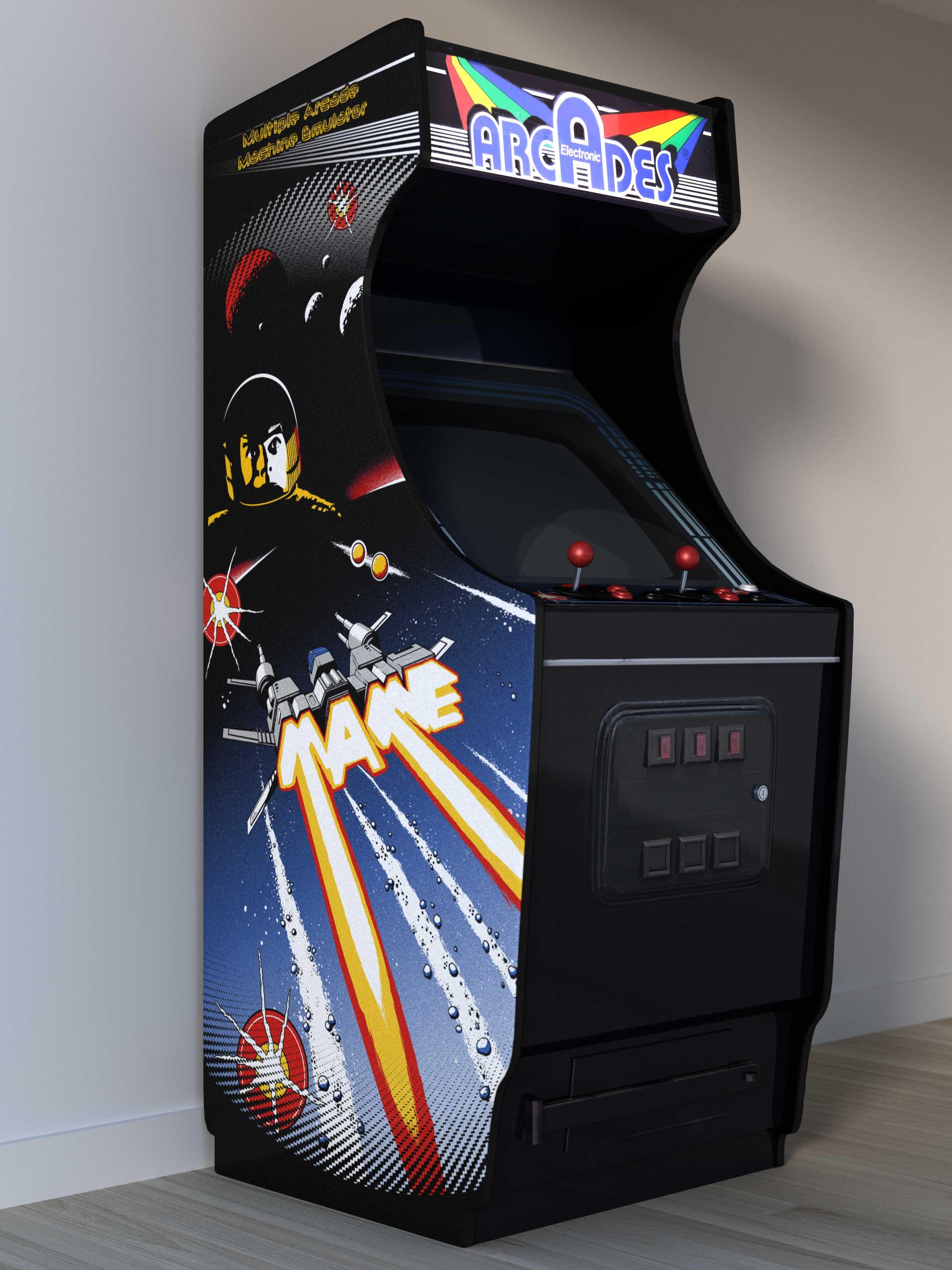 borne arcade euro upright