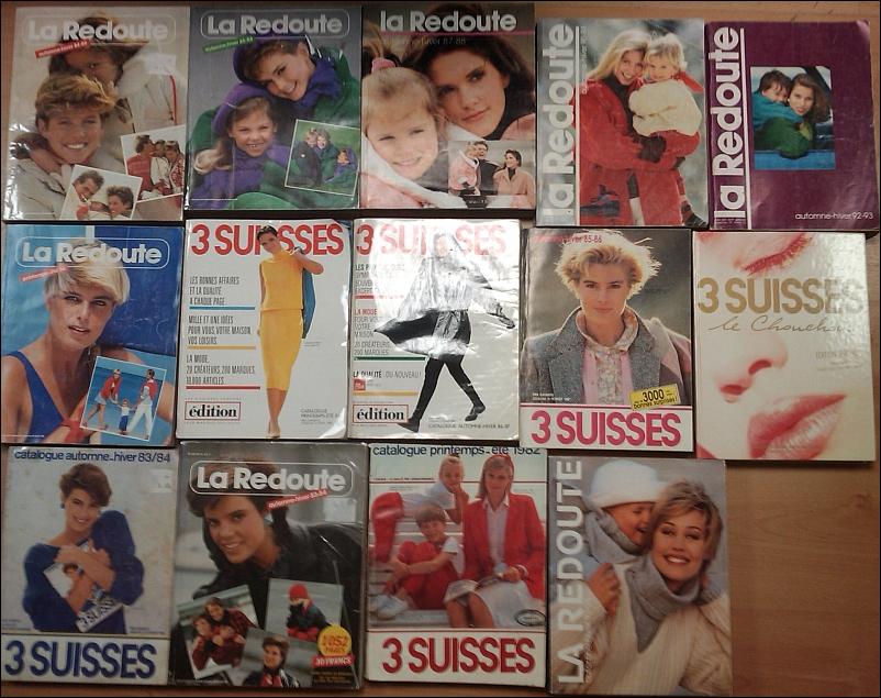 Varié avarié à varier ! - Page 11 20191207145154-fiend41-IMAG6035-collec-catalogues-la-redoute-3suisses-1983-1993
